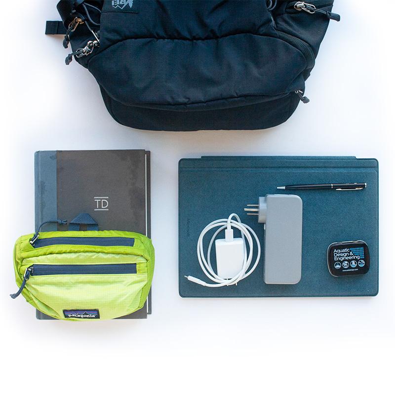 Things in my bag